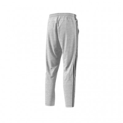 ADIDAS ESSENTIALS 3-STRIPES TAPERED PANT DQ3079 ΓΚΡΙ