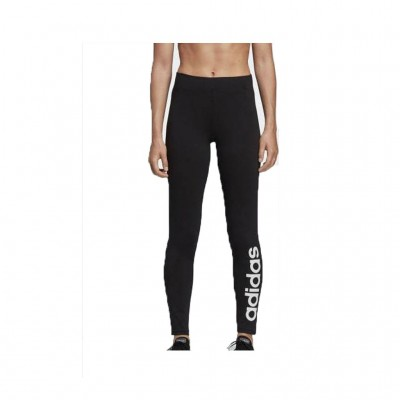 ADIDAS ESSENTIALS LINEAR TIGHTS DP2386 ΜΑΥΡΟ