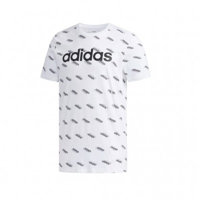 ADIDAS FAVORITES TEE FM6023 ΛΕΥΚΟ