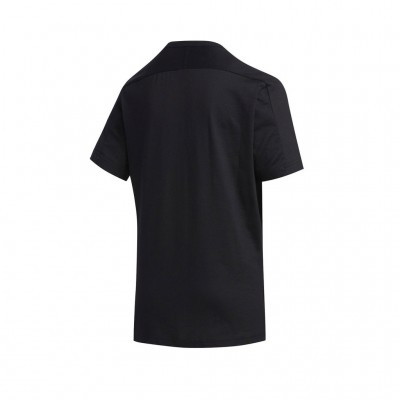 ADIDAS SPORT INSPIRED BRILLIANT BASICS TEE FM0776 ΜΑΥΡΟ
