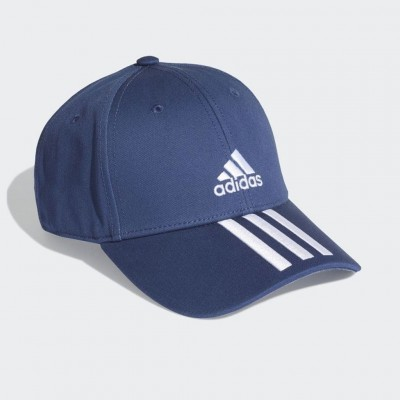 ADIDAS BASEBALL 3-STRIPES TWILL FK0895 ΜΠΛΕ
