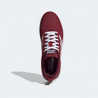 ADIDAS LITE RACER EE8136 RED WHITE