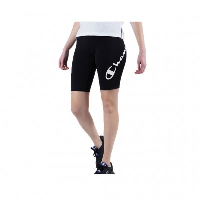 CHAMPION SHORT TIGHT 112632 KK001 ΜΑΥΡΟ