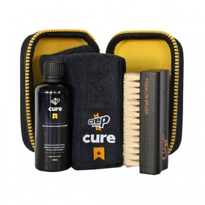 CREP CURE CLENING KIT SET 1044158 ΜΑΥΡΟ