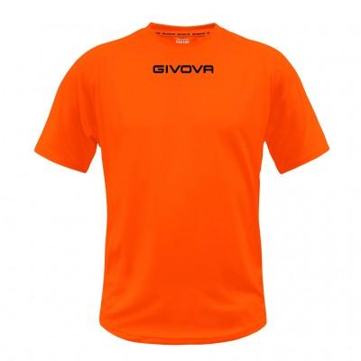 SHIRT GIVOVA MAC01 0001 ORANGE