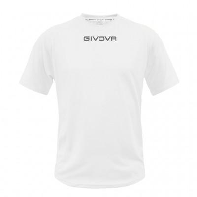 SHIRT GIVOVA MAC01 0003 WHITE