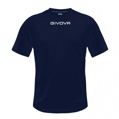 SHIRT GIVOVA MAC01 0004 BLUE