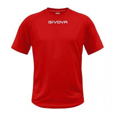 SHIRT GIVOVA MAC01 0012 RED