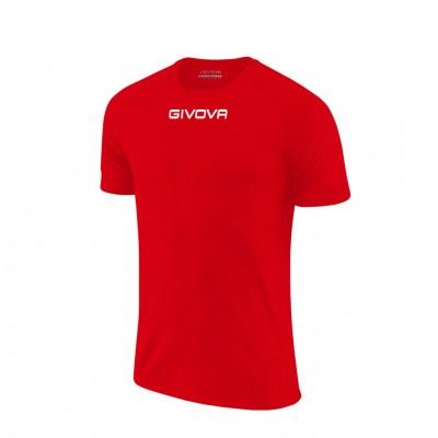 GIVOVA SHIRT CAPO MC MAC03 0012 RED
