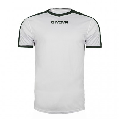 GIVOVA SHIRT REVOLUTION MAC04 0310 BLACK WHITE