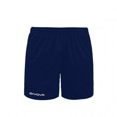 GIVOVA PANTALONCINO ONE P016 0004 BLUE
