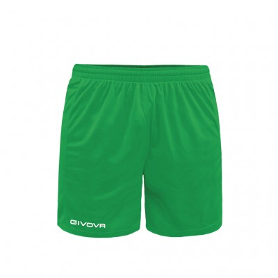 GIVOVA PANTALONCINO ONE P016 0013 GREEN