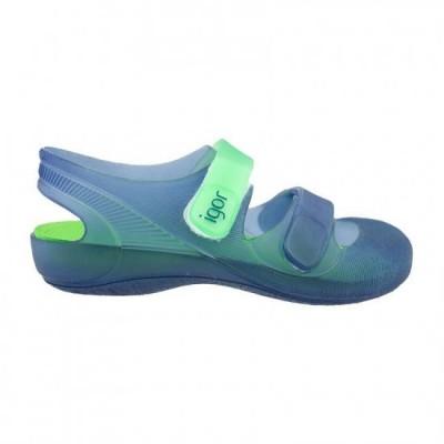 IGOR BONDI S10146 032 BLUE  01 ΜΠΛΕ