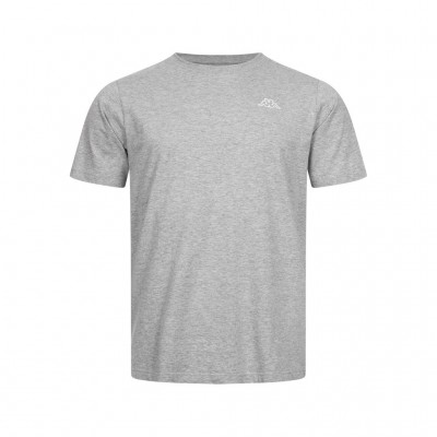 KAPPA CAGERS T SHIRT 300G4S0 77Μ ΓΚΡΙ
