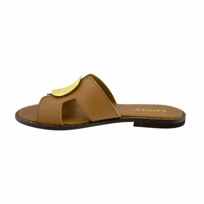 MAROLI SANDAL LEATHER 20788 ΤΑΜΠΑ