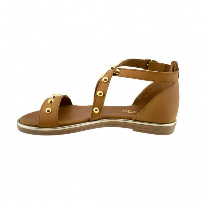 MAROLI SANDAL LEATHER 20808 ΤΑΜΠΑ