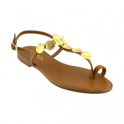 MAROLI SANDAL LEATHER 20247 ΤΑΜΠΑ