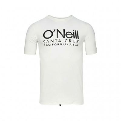 ONEILL T SHIRT CALI SKINS 1A1612 1030 WHITE