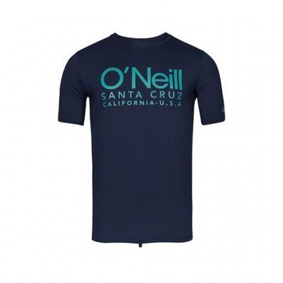 ONEILL T SHIRT CALI SKINS 1A1612 5056 BLUE