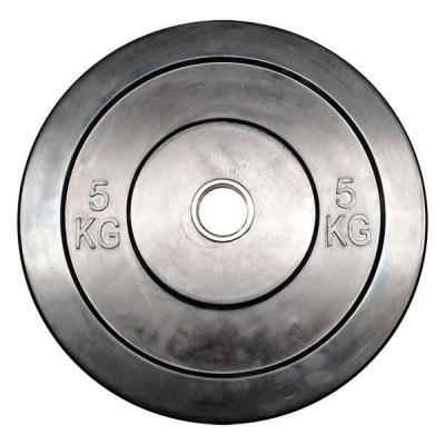 OPTIMUM RUBBER BUMPER PLATE 5KG DB6070-5