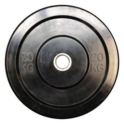 OPTIMUM RUBBER BUMPER PLATE 20KG DB6070-20