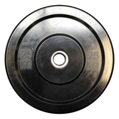 OPTIMUM RUBBER BUMPER PLATE 25KG DB6070-25
