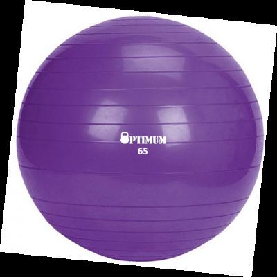 OPTIMUM GYM BALL 65CM ANTI-BURST 1100GR CX-GB1502-65/3