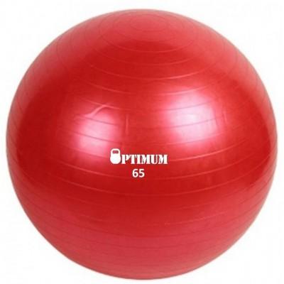 OPTIMUM GYM BALL 65CM ANTI-BURST 1100GR CX-GB1502-65/5