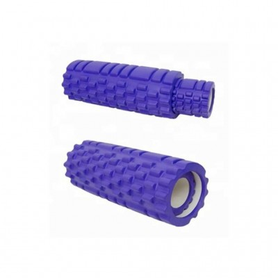 OPTIMUM FOAM ROLLER EVA SET YG034 ΜΠΛΕ