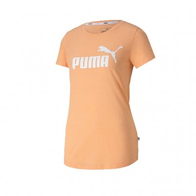 PUMA ESSENTIALS HEATHER 852127 91 ΠΟΡΤΟΚΑΛΙ