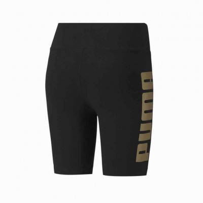 PUMA SHORT TIGHT 581311 51 ΜΑΥΡΟ