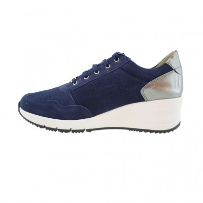 RAGAZZA LEATHER SNEAKERS 0209 ΜΠΛΕ
