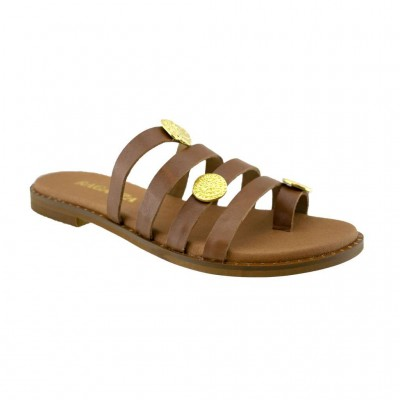 RAGAZZA LEATHER SANDAL 0970 ΤΑΜΠΑ
