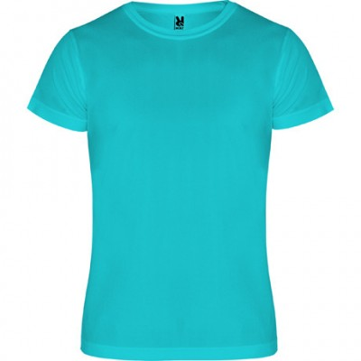 ROLY T SHIRT JR CAMIMERA CA0450 12 TURQUOISE