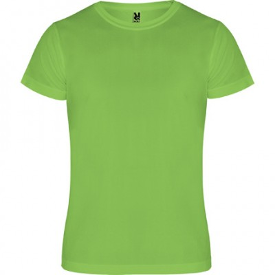 ROLY T SHIRT CAMIMERA CA0450 225 LIME