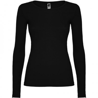 ROLY T SHIRT EXTREME CA1218 02 ΜΑΥΡΟ