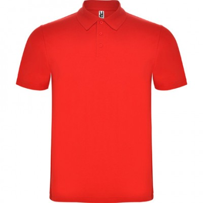 ROLY T SHIRT POLO AUSTRAL PO6632 60 RED