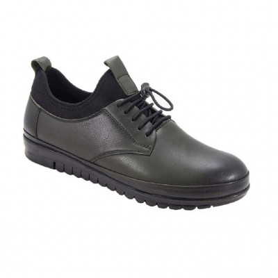 SAFE STEP LEATHER SNEAKERS 19301 ΛΑΔΙ