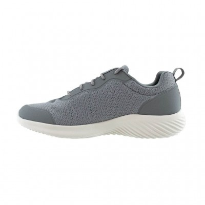 SKECHERS BOUNDER VOLTIS 232005 GRY ΓΚΡΙ