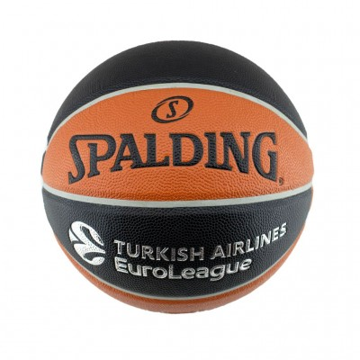 SPALDING TF-500 EUROLEAGUE OFFICIAL REPLICA 84-002Z1 ΠΟΡΤΟΚΑΛΙ