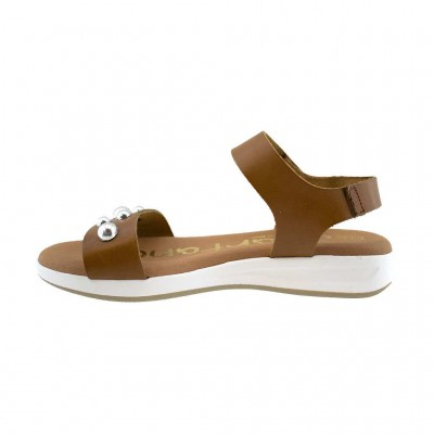 SPARTANAS LEATHER SANDALS 4563 ΤΑΜΠΑ