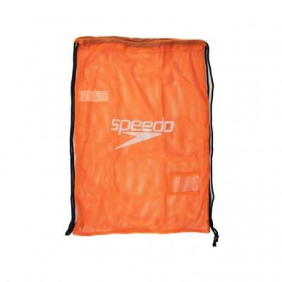 SPEEDO EQUIP MESH BAG XU 07407 F943U ORANGE