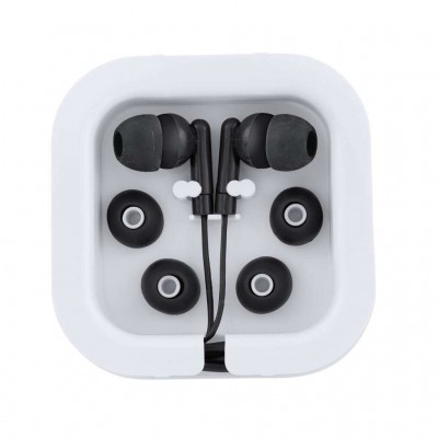 BOTTOM EARPHONES AOKI EP3300 02 ΜΑΥΡΟ