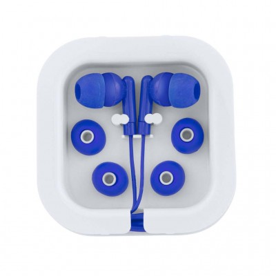 BOTTOM EARPHONES AOKI EP3300 05 ΜΠΛΕ