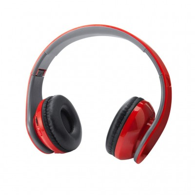 STAMINA HEADPHONES RAYEL HP3151 60 ΚΟΚΚΙΝΟ