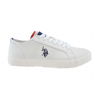 US POLO ASSN JEREMIAH ΛΕΥΚΟ