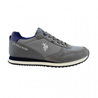 US POLO ASSN BRYSON ΓΚΡΙ