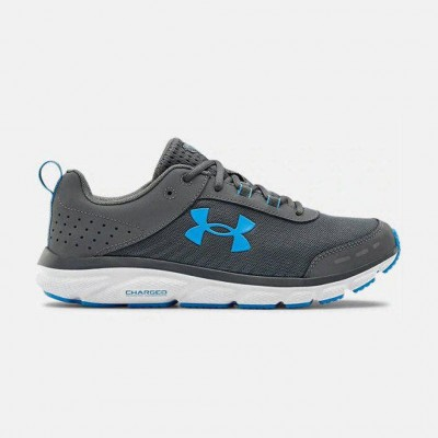 UNDER ARMOUR CHARGED ASSERT 8 3021952 109 ΓΚΡΙ ΡΟΥΑ