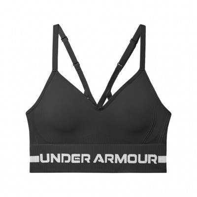 UNDER ARMOUR SEAMLESS LOW LONG 1357719 001 BLACK