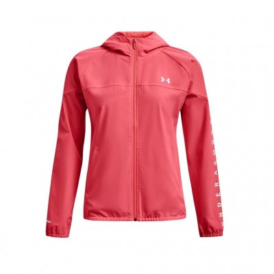 UNDER ARMOUR WINDPROOF 1351794 819 ΚΟΡΑΛΙ